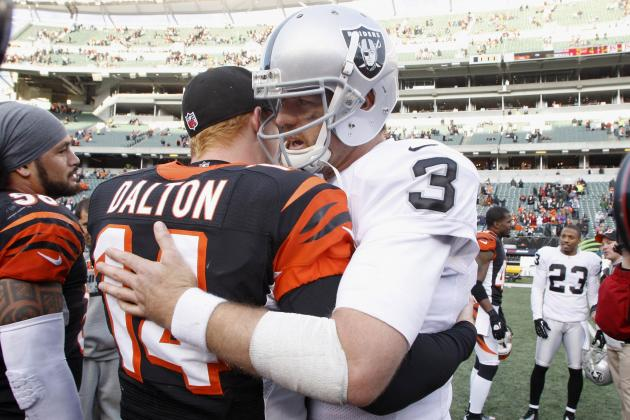 Revisiting the Cincinnati-Oakland Carson Palmer Deal, Winners and Losers