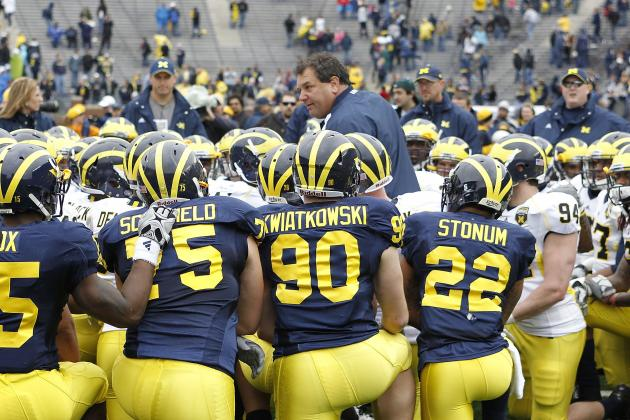 Michigan Announces Donation Plan, Broadcast Information for Spring Game