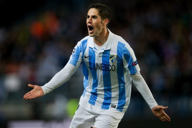 Malaga vs. Borussia Dortmund: Must-Watch Players in UEFA Champions League Clash
