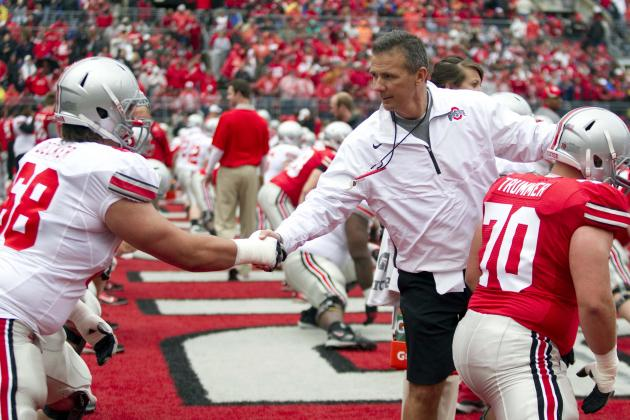 Right Tackle Job Still Up for Grabs, Meyer Says