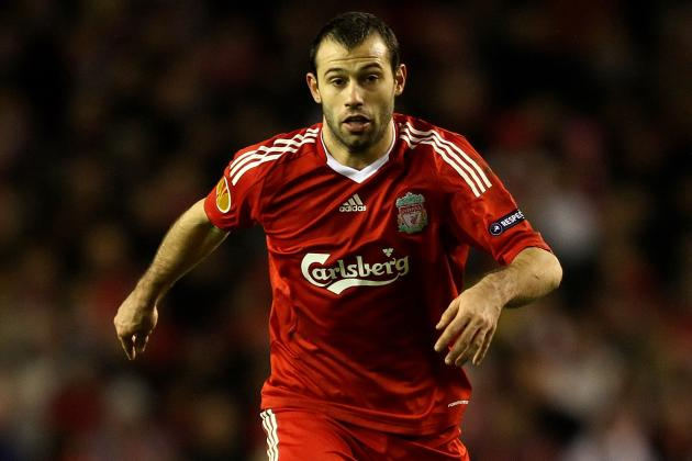 Javier Mascherano Is the Key Player Liverpool Never Really Replaced