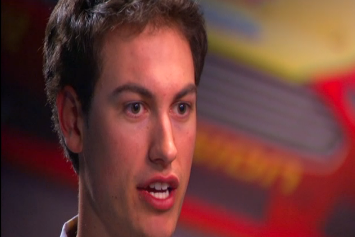 Logano Says He's Done Getting 'Walked On'
