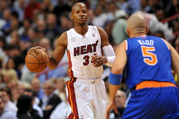 Ray Allen Calls Mike Rice 'Despicable'