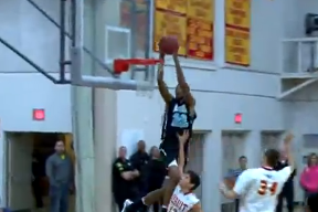 Video: Another Marcus Lee Senior Year Mixtape