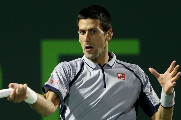 Novak Djokovic to Play in Boodles Invitational the Week Before Wimbledon