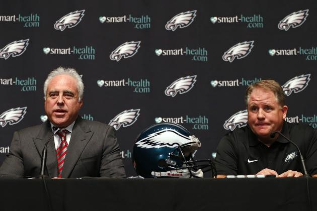 Debate: Rank Philly's Biggest Draft Needs After Initial Free Agency Period