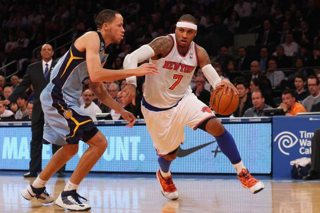 Knicks vs. Hawks: How Atlanta Can Stop Hot-Shooting Carmelo Anthony