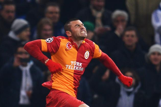 Real Madrid vs. Galatasaray: How Turkish Club Can Upset Los Blancos