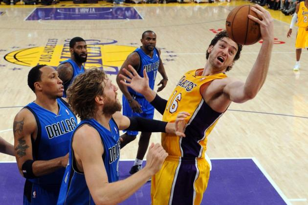 Lakers Exploit Mavs' Most Glaring Flaw
