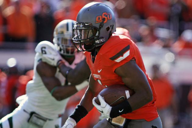 Prospects, Including OSU RB Joseph Randle, Continue with Wednesday Visits