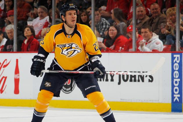 Report: Sharks Acquire Scott Hannan from Preds