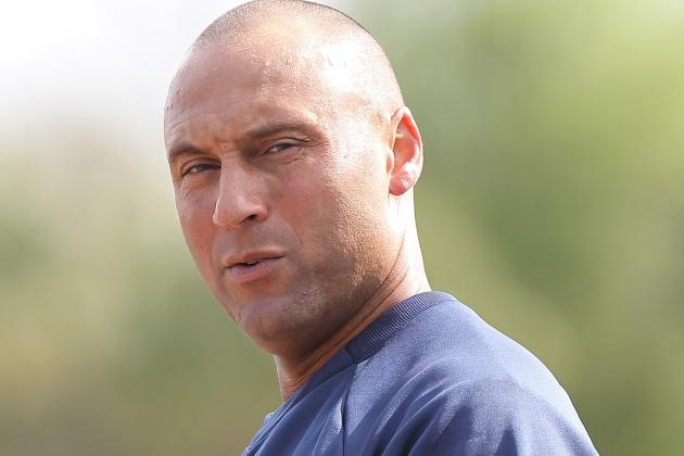Jeter a Long Way from Coming Back