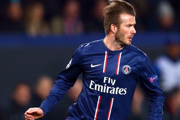 PSG vs. Barcelona: Why Ancelotti Was Wrong to Pick Beckham