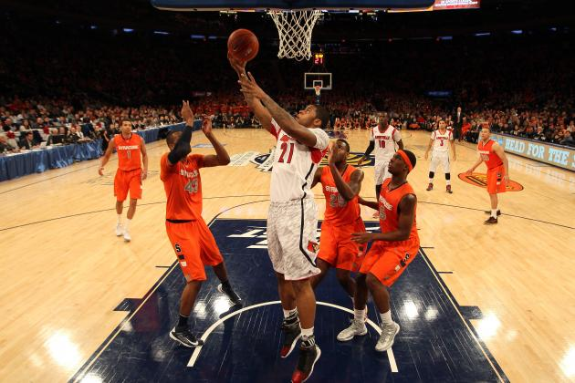 Final Four Bracket 2013: Why Big East Teams Will Meet in Title Game