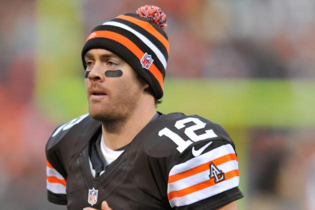 Colt McCoy Says 'No Hard Feelings' About His Time with the Cleveland Browns