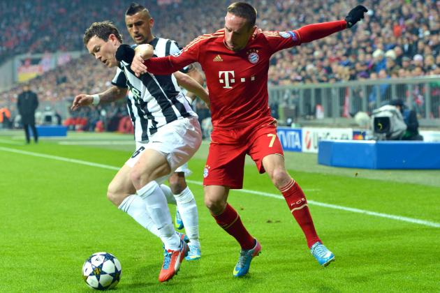 Why Juventus Struggled to Contain Bayern Munich's Attacking Force