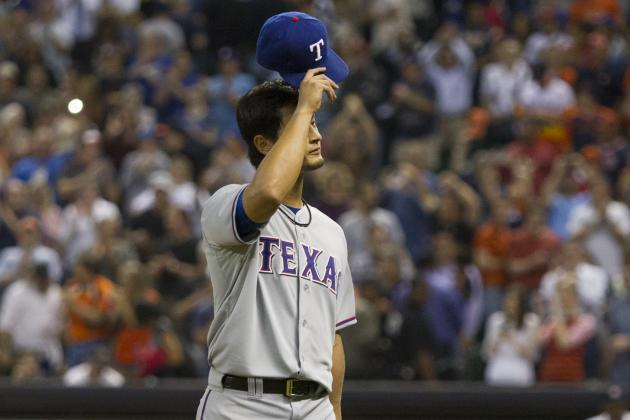 Yu Darvish Will Make Next Scheduled Start