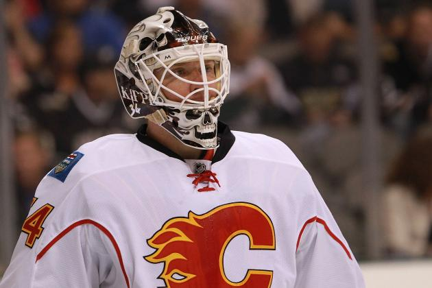 Calgary Flames and Miikka Kiprusoff Spin Cautionary Tale of the No-Trade Clause