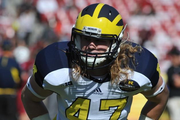 Is Spate of ACL Injuries at Michigan a Fluke or a Problem?
