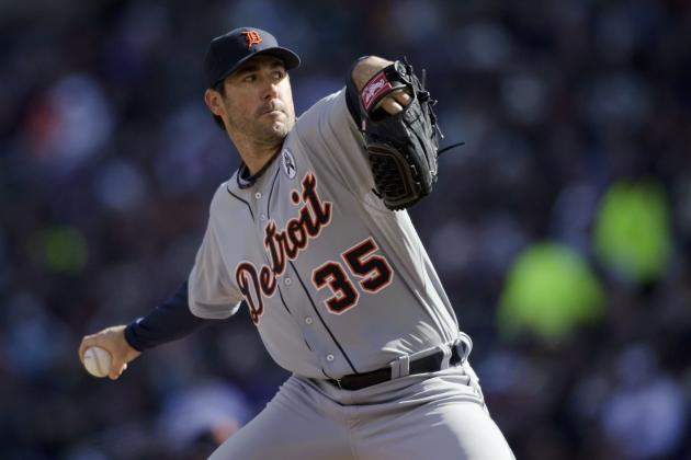 Justin Verlander Says His Curveball Has Sharpened Since Exhibition Outings