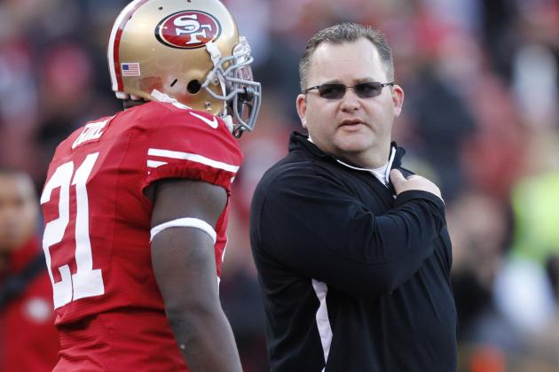 Coaching Candidate Greg Roman a Victim of His Own, Niners' Recent Success