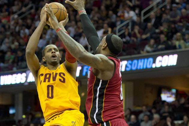 C.J. Miles Will Return for Cleveland Cavaliers Against Brooklyn