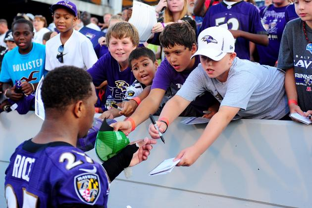 The Caw: Why Ray Rice Takes on Bullying
