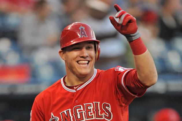 Mike Trout: The MLB Rookie Super Star: Profiles: GQ