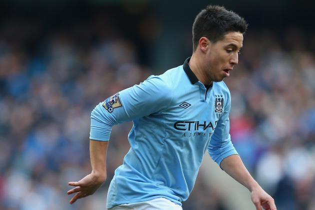 Manchester City's Samir Nasri Says Stan Kroenke Forced Arsenal to Sell