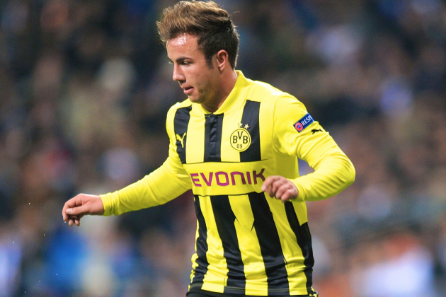 Malaga vs. Borussia Dortmund: Champions League Live Score, Highlights and Recap