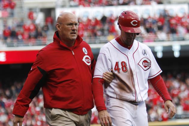 What Should the Cincinnati Reds Do with Ryan Ludwick's Absence?