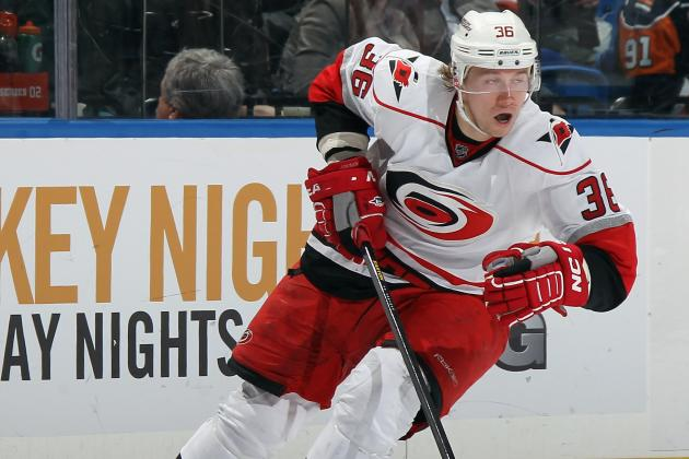 Canes Acquire Conditional Pick for Jussi Jokinen