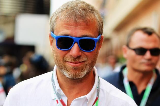 In Order for Chelsea to Return to Glory, Roman Abramovich Must Sack Himself