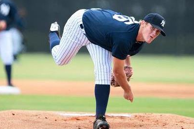 Yankees Top Pick Hensley out 2-3 Months with Hip Injury