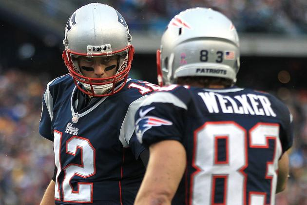 Wes Welker: Tom Brady Doesn't Make Personnel Decisions