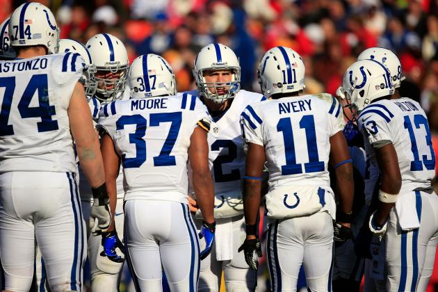 Are the Indianapolis Colts a Lock for the AFC Title in 2013?