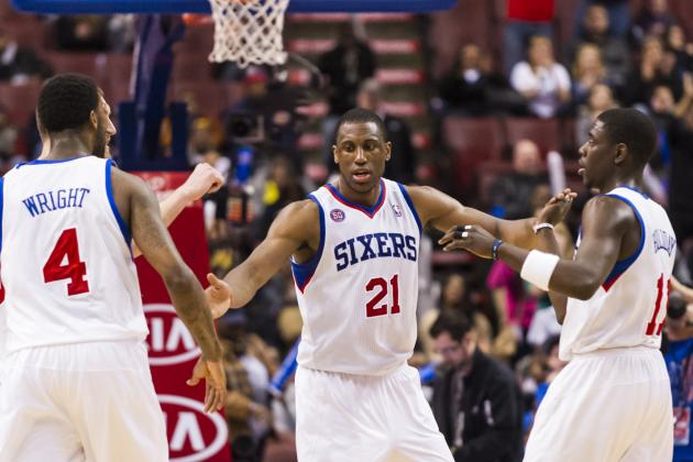 Losing Not an Option for Sixers