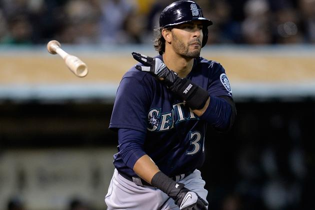 Michael Morse Goes 'Beast Mode' in Win over Oakland Athletics