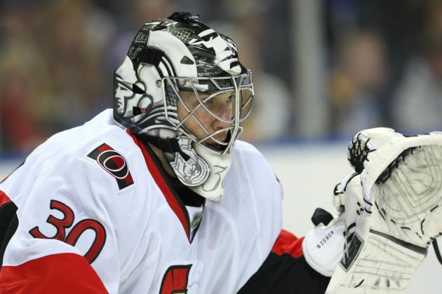Ben Bishop Traded from Ottawa Senators to Tampa Bay Lightning