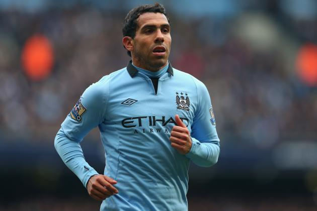 Carlos Tevez Has Licence to Drive Manchester City to Cup Success