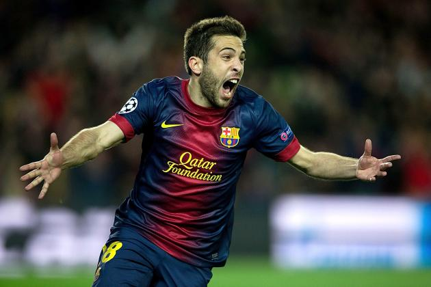 Why Jordi Alba Has Proven to Be the Champions League's Most Important Transfer