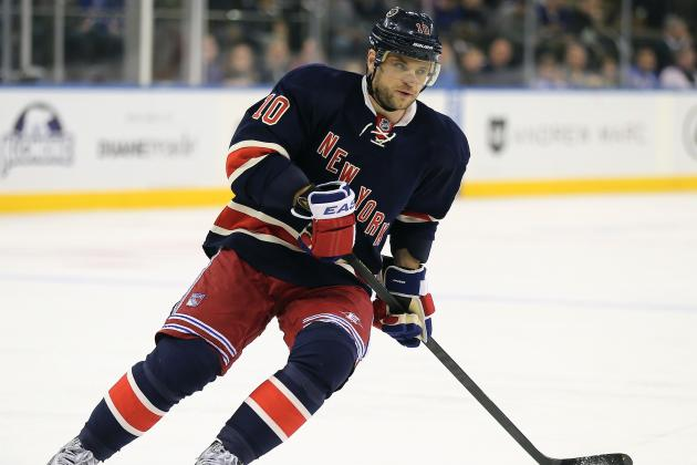 NHL Trade Deadline 2013: Marian Gaborik Reportedly Traded to Blue Jackets