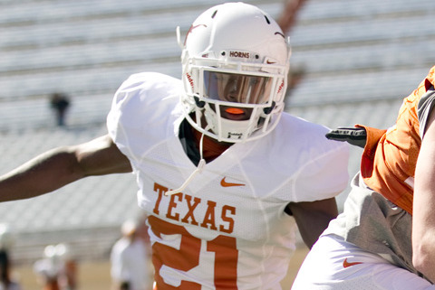Thomas Gives Horns Versatility; How Will They Use Him This Fall?