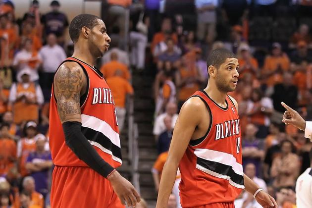 No Aldridge or Batum Versus Memphis