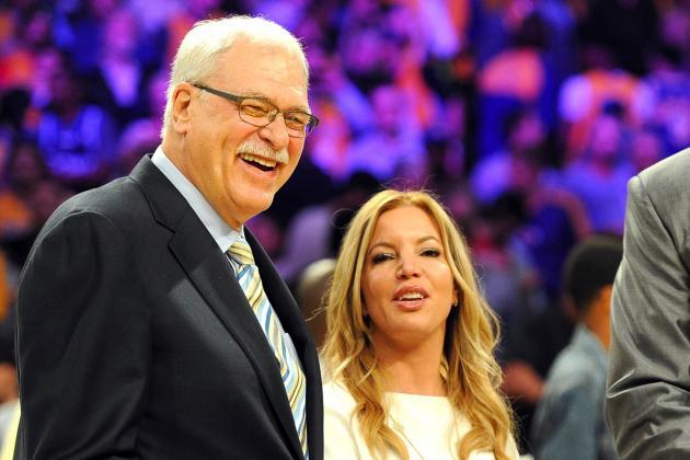 Mavericks Owner Mark Cuban Calls Phil Jackson 'First Housewife' of LA Lakers