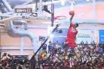 High School Phenom Throws Down Reverse 360 Through-the-Legs Dunk