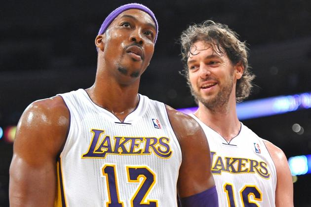 Breaking Down the Dwight Howard-Pau Gasol Pairing by the Numbers