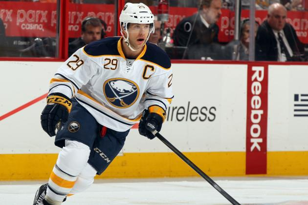 Jason Pominville Reportedly Traded from Buffalo Sabres to Minnesota Wild
