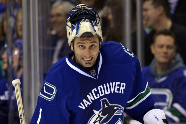 Luongo on Why He Wasn't Traded: 'My Contract Sucks'