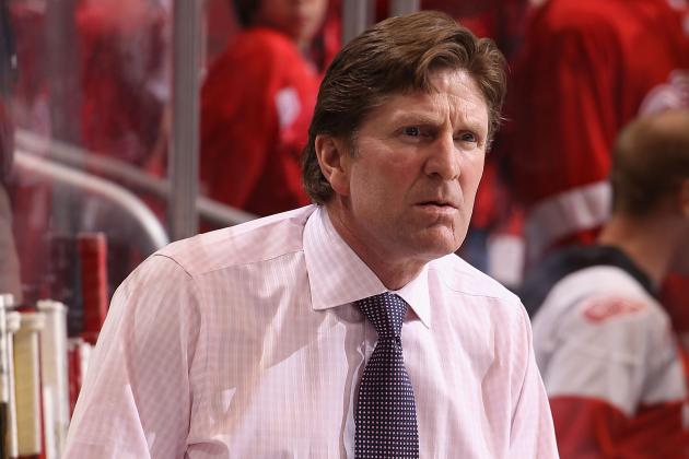 It's a Quiet Deadline Day for Wings, but They're Happy with Their Team